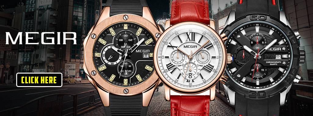 Megir-Chronograph-Watch