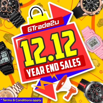 12.12 YEAR END SALES