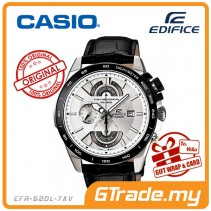 CASIO EDIFICE EFR-520L-7AV Chronograph Watch | Date Display