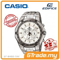 CASIO EDIFICE EF-540D-7AV Chronograph Watch | Tachymeter Ion-Plated [PRE]
