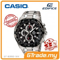 CASIO EDIFICE EF-539D-1AV Chronograph Watch | Tachymeter Ion-Plated