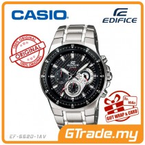 CASIO EDIFICE EF-552D-1AV Chronograph Watch | Carbon Fiber WR100m