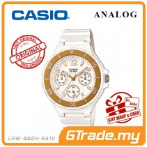 CASIO STANDARD LRW-250H-9A1V Analog Ladies Watch | Date Display 24Hrs [PRE]