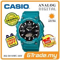 CASIO STANDARD AQ-S810WC-3AV Analog Digital Watch | Solar World.T [PRE]