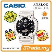 CASIO STANDARD AQ-S810WC-7AV Analog Digital Watch | Solar World.T [PRE]