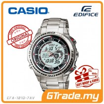CASIO EDIFICE EFA-121D-7AV Analog Digital Watch | World Time WR100m