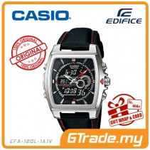 CASIO EDIFICE EFA-120L-1A1V Analog Digital Watch | World Time WR100m