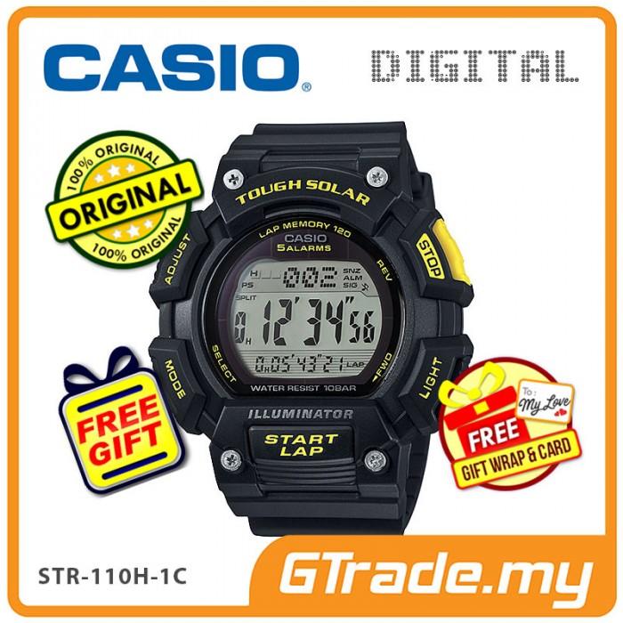 42552c12e673 CASIO SPORTS STL-S110H-1C Digital Watch