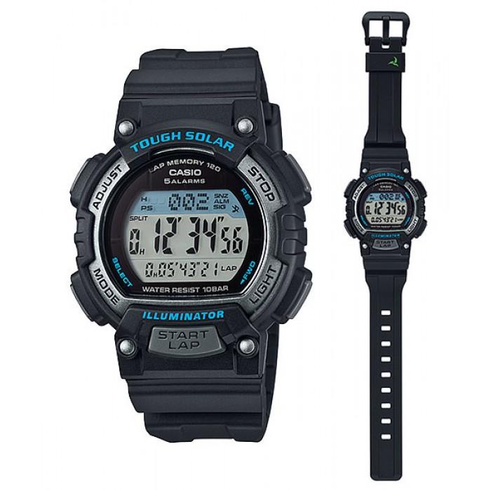 d1840f2f1080 CASIO SPORTS STL-S300H-1A Kids Ladies Digital Watch