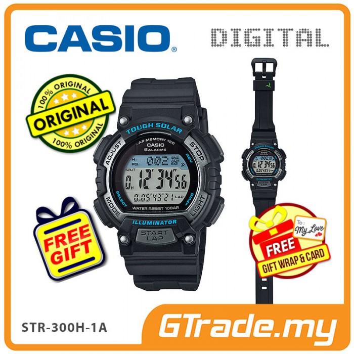 CASIO SPORTS STL-S300H-1A Kids Ladies Digital Watch