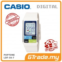 CASIO POPTONE LDF-50-7 Kids / Ladies Digital Watch | Cute Color [PRE]