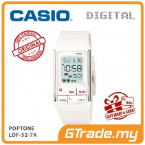 CASIO POPTONE LDF-52-7A Kids / Ladies Digital Watch | Cute Color [PRE]