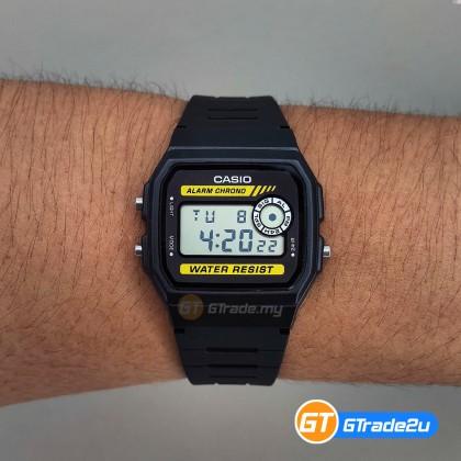 [READY STOCK] CASIO VINTAGE F-94WA-9D Digital Watch | Square Face 7 Yrs Batt.