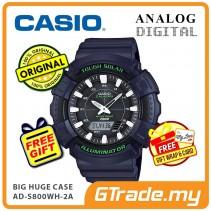 CASIO STANDARD AD-S800WH-2AV Analog Digital Watch | BIG Case Solar [PRE]