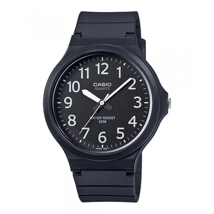 [READY STOCK] CASIO ANALOG MW-240-1BV Mens Watch | Large Case 50m Resist