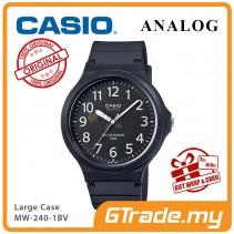 CASIO ANALOG MW-240-1BV Mens Watch | Large Case 50m Resist