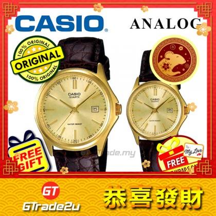 [READY STOCK] CASIO ANALOG MTP-1183Q-9AV & LTP-1183Q-9AV Analog Couple Watch
