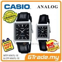 CASIO ANALOG MTP-V007L-1EV & LTP-V007L-1EV Analog Couple Watch [PRE]