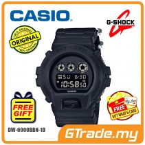 CASIO G-SHOCK DW-6900BBN-1D Digital Watch | Cordura Band Matte Black [PRE]