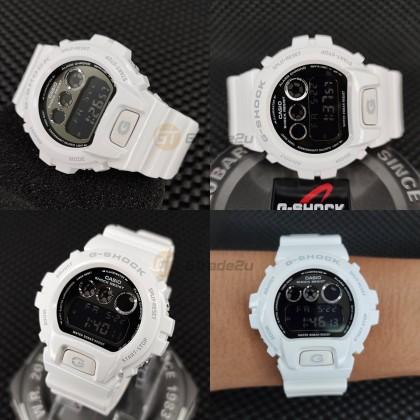 Casio G-Shock Men DW-6900NB-7D DW-6900NB-7 DW6900NB-7D Digital Bulat Eminem NB7  Watch Black White Resin Band G Shock . watch for man . jam tangan lelaki . casio watch for men . casio watch . men watch . watch for men [READY STOCK]