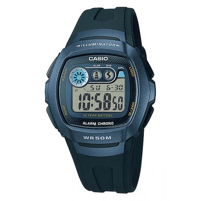 casio dual time watch manual