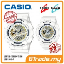 CASIO G-SHOCK BABY-G LOV-16A-7 Couple Watch   Lover Limited Edition