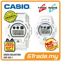 CASIO G-SHOCK BABY-G LOV-16C-7 Couple Watch | Lover Limited Edition