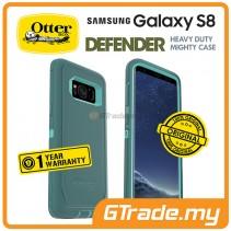 OTTERBOX Defender Belt Clip Holster Case | Samsung Galaxy S8 Aqua
