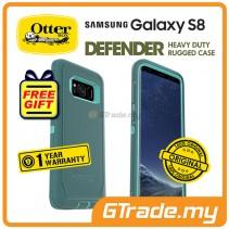 OTTERBOX Defender Belt Clip Holster Case   Samsung Galaxy S8 Aqua *Free Gift