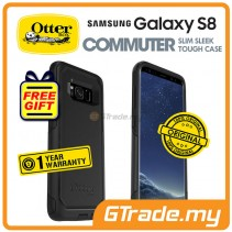 OTTERBOX Commuter Dual Layer Tough Case | Samsung Galaxy S8 Black