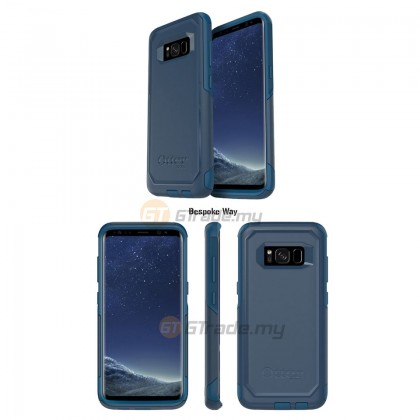 OTTERBOX Commuter Dual Layer Tough Case | Samsung Galaxy S8 Black *Free Gift