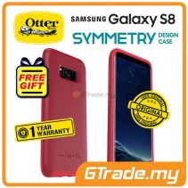 OTTERBOX Symmetry Stylish Slim Case | Samsung Galaxy S8 Rossa