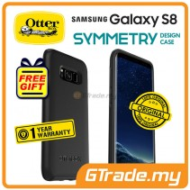 OTTERBOX Symmetry Stylish Slim Case | Samsung Galaxy S8 Black