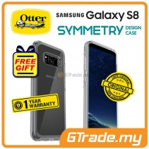 OTTERBOX Symmetry Clear Stylish Case | Samsung Galaxy S8 Clear
