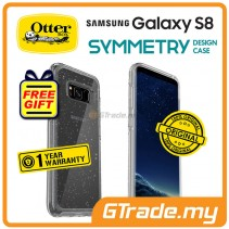 OTTERBOX Symmetry Clear Stylish Case | Samsung Galaxy S8 Stardust