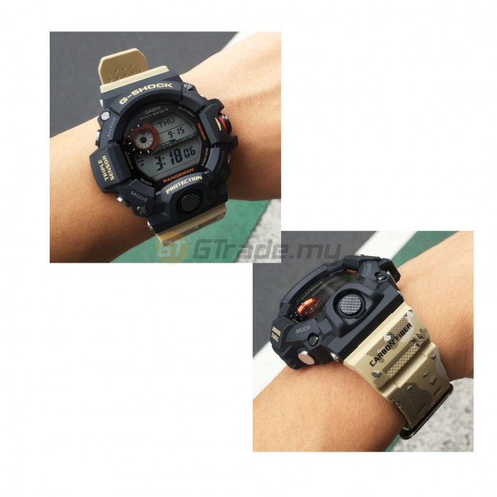 CASIO G-SHOCK GW-9400DCJ-1 RANGEMAN Watch  c651a8b51
