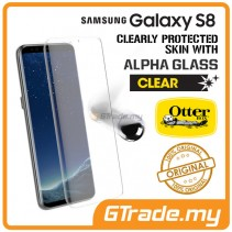 OTTERBOX Clearly Protected Skin with Alpha Glass | Samsung Galaxy S8