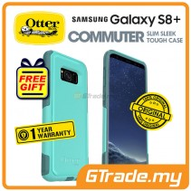 OTTERBOX Commuter Dual Layer Case Samsung Galaxy S8 Plus Aqua