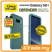 OTTERBOX Defender Belt Clip Holster Case Samsung Galaxy S8 Plus Aqua