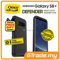 OTTERBOX Defender Belt Clip Holster Case Samsung Galaxy S8 Plus Black