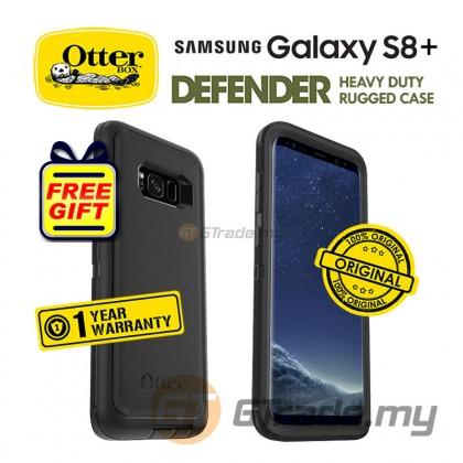 OTTERBOX Defender Belt Clip Holster Case Samsung Galaxy S8 Plus Black *Free Gift