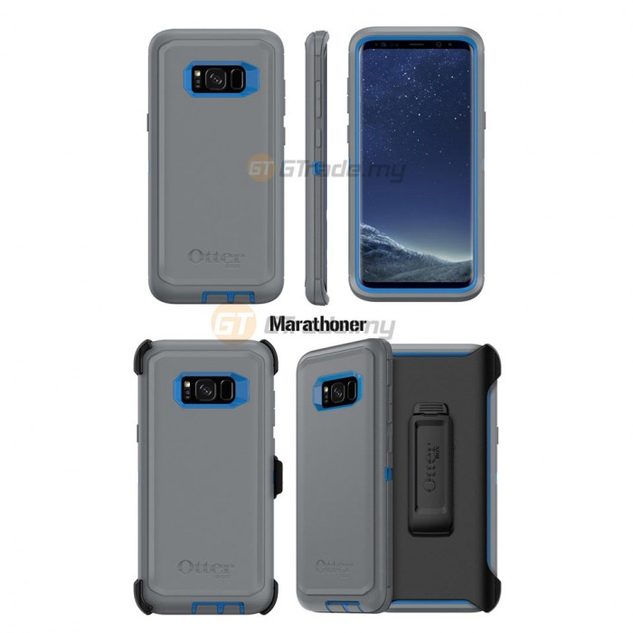 Otterbox Defender Belt Clip Holster Case Samsung Galaxy S8