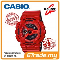 CASIO G-SHOCK GA-110LPA-4A Watch | Punching Pattern Series