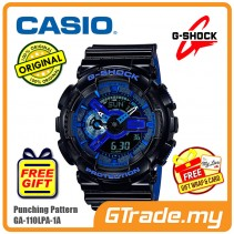 CASIO G-SHOCK GA-110LPA-1A Watch | Punching Pattern Series