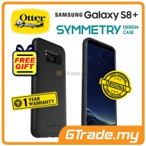 OTTERBOX Symmetry Stylish Slim Case | Samsung Galaxy S8 Plus Black