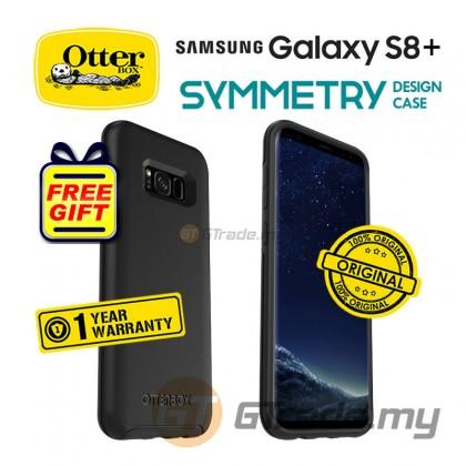 OTTERBOX Symmetry Stylish Slim Case | Samsung Galaxy S8 Plus Black *Free Gift