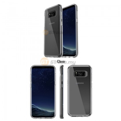 OTTERBOX Symmetry Stylish Clear Case | Samsung Galaxy S8 Plus Clear *Free Gift