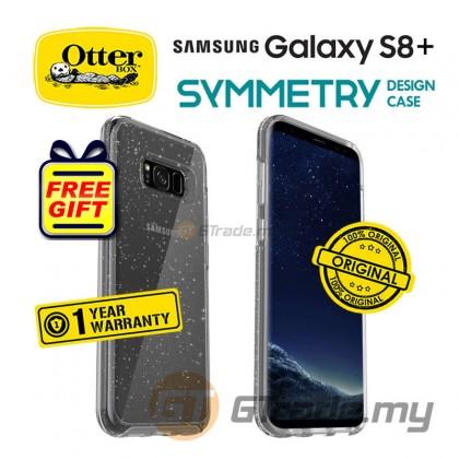 OTTERBOX Symmetry Stylish Clear Case | Samsung Galaxy S8 Plus Stardust  *Free Gift
