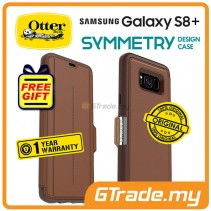 OTTERBOX Strada Premium Leather Case | Samsung Galaxy S8 Plus Burnt