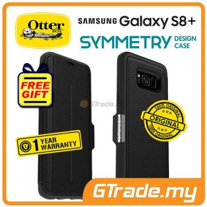OTTERBOX Strada Premium Leather Case Samsung Galaxy S8 Plus *Free Gift
